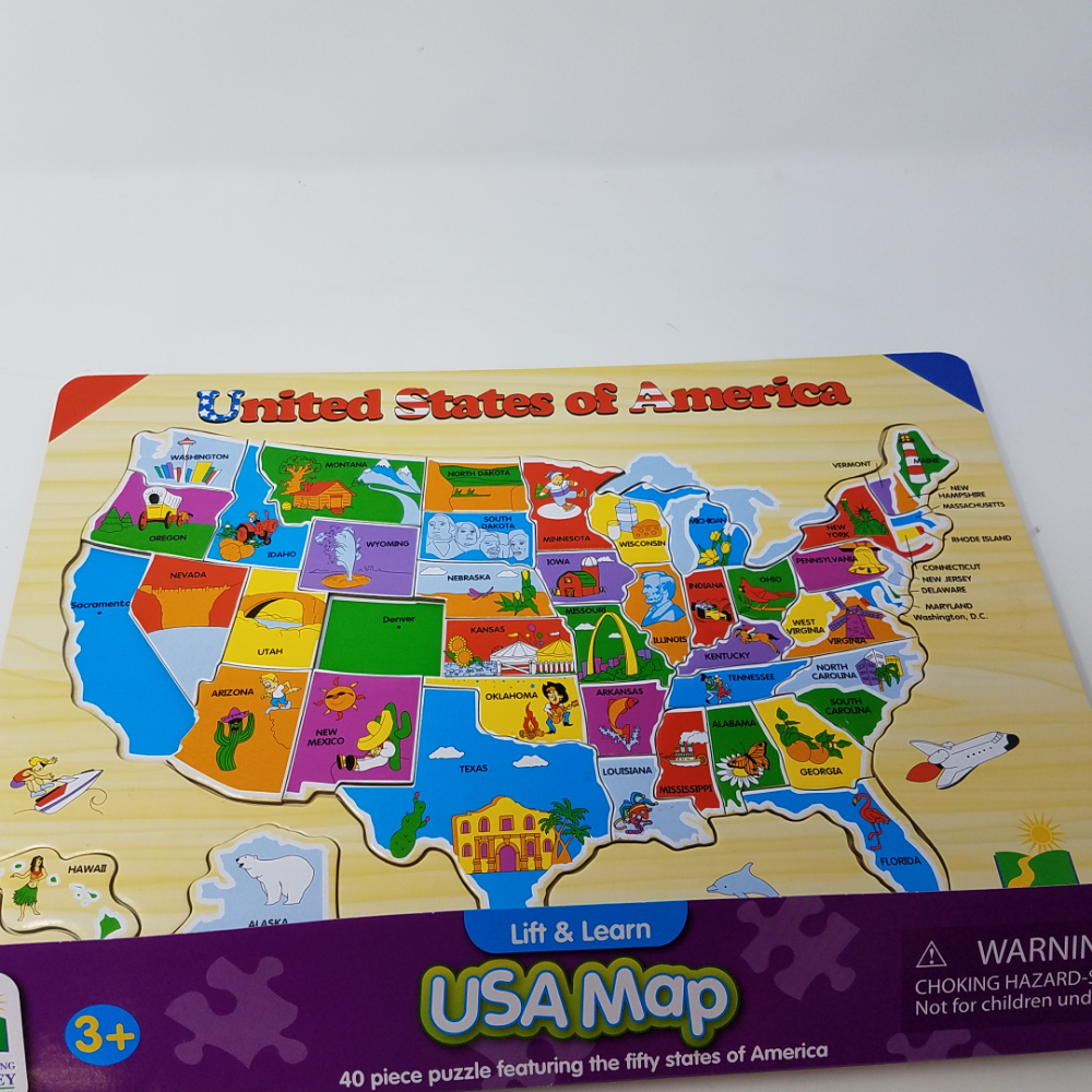 Details about The Learning Journey Lift & Learn USA Map Puzzle on minion puzzle, florida map puzzle, usa map floor puzzle, continent puzzle, world map puzzle, map of africa puzzle, enterprise risk management puzzle, italy's bodies of water puzzle, lord's prayer puzzle, map of usa puzzle, california jigsaw puzzle, usa map jigsaw puzzle, world's biggest puzzle, united states puzzle, new york puzzle, world's hardest puzzle, missing puzzle, mexico map puzzle, muppet babies puzzle, partnership puzzle,