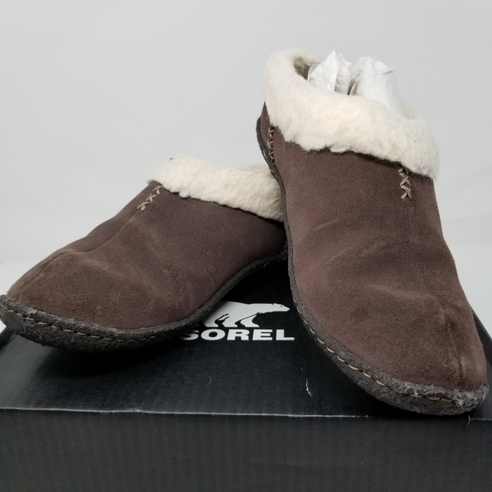 1167c3e593f7 Details about Sorel Women s Nakiska Slipper
