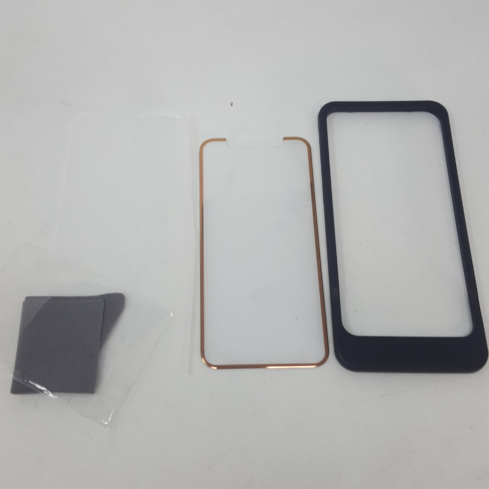 brand new 7b484 83410 iPhone X - Glass Screen Protector - CASE-MATE - GILDED GLASS - Anti ...
